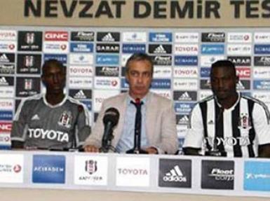 Beşiktaş'ta büyük 2 imza atıldı