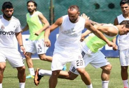 Beşiktaş'ta Tromso maçı hazırlıkları sürüyor