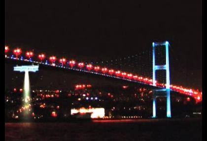 Boğaz Köprüsü'nün altına 'seyir terası'