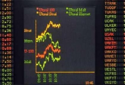 Borsa yükselişle başladı
