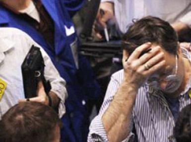 Borsanın feleği şaştı, kayıp yüzde 3'ü aştı