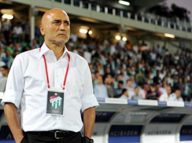 Bursaspor stadı istifa sesleriyle inledi!