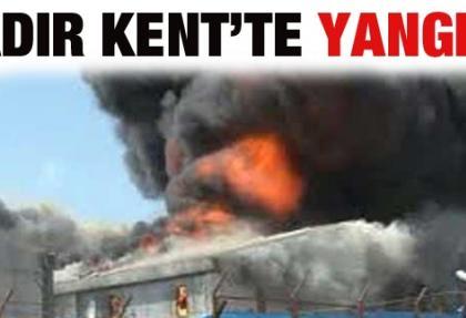 Çadır kentte yangın çıktı: 1 çocuk öldü