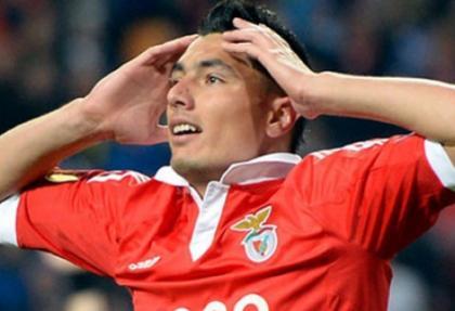 Cardozo, Benfica'ya veda etti!