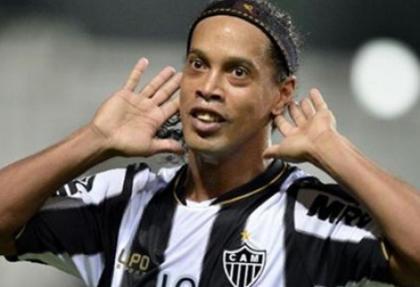 Çebi'den Ronaldinho açıklaması