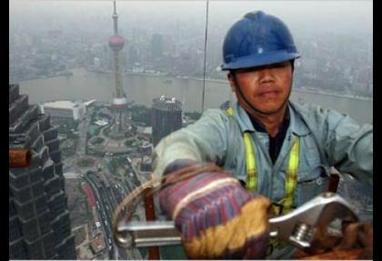 Çin büyüme hedefini yükseltti