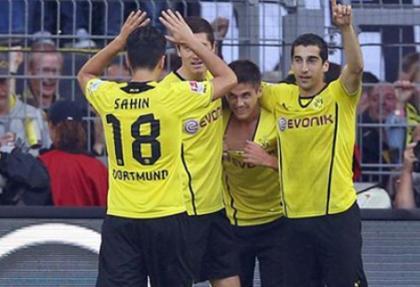 Dortmund lider!