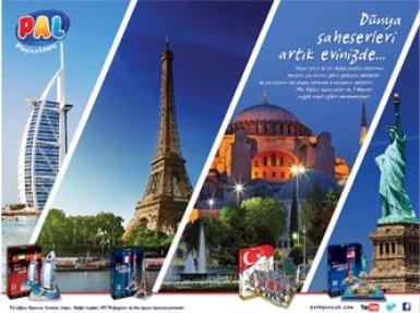Dünya ve Türkiye'nin kültürel şaheserleri yarışması başladı