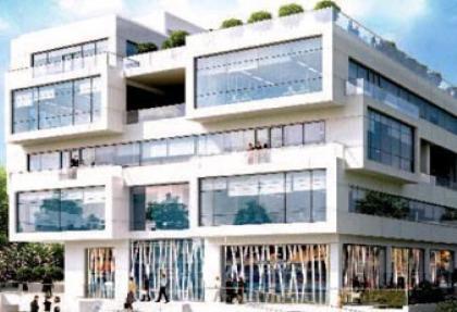 Emlak Konut Ağaoğlu'nun Ataşehir'deki dükkanlarını satıyor