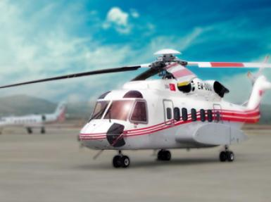 Erdoğan'a süper helikopter