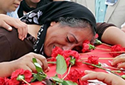 Ethem Sarısülük'ün cenazesine katılanlara dava