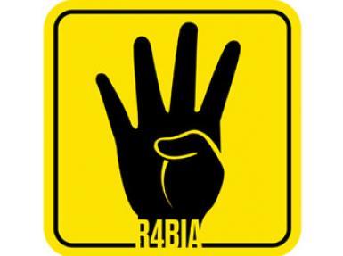 Facebook'ta 'R4BIA' işareti çığ gibi büyüyor