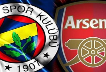 Fenerbahçe Arsenal maçı başladı
