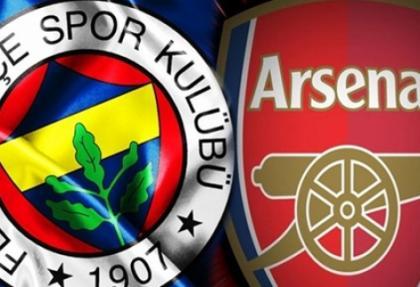 Fenerbahçe, Arsenal'i ağırlıyor