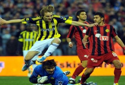Fenerbahçe - Eskişehirspor maçı / CANLI