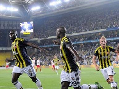 Fenerbahçe - Salzburg maçının analizi, görüntüleri ve özeti
