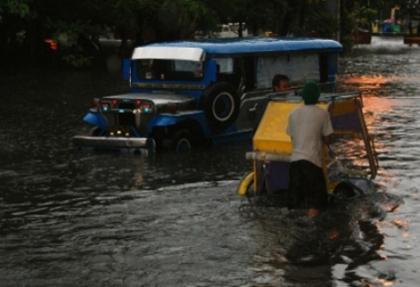 Filipinler'da muson yağışları ve sel: 7 ölü, 4 kayıp