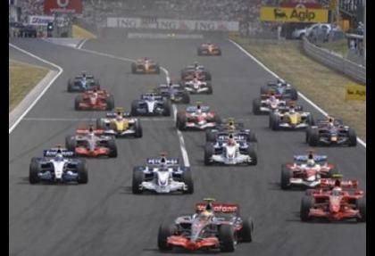 Formula 1'de gözler İstanbul'da