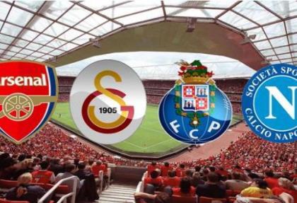 Galatasaray devlerle karşılaşacak