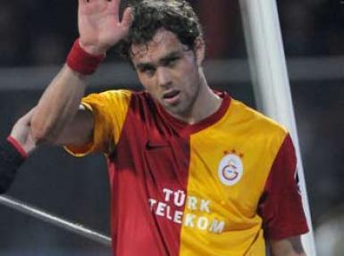 Galatasaray sonunda Elmander'e veda etti