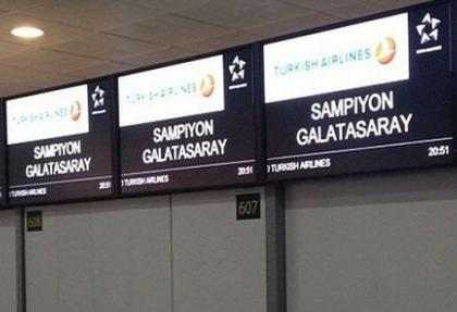 Galatasaray'a Londra'da büyük sürpriz