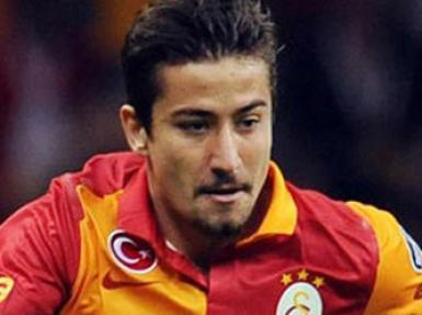 Galatasaray'da Aydın sevinci
