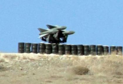 Hatay'daki füzeler Suriye'ye çevrildi