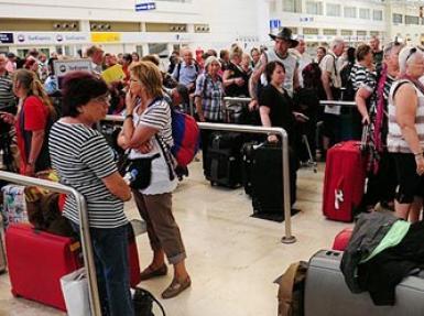 Havaalanlarında '60 dakika' ayarı