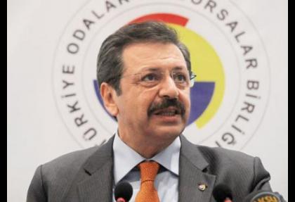 Hisarcıklıoğlu'na liderlik ödülü