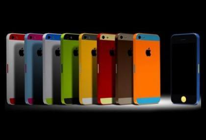 İPhone 5S, 64 bit A7 işlemciyle gelecek