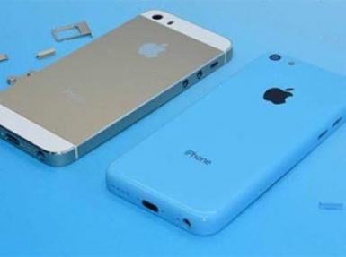 iPhone 5S ve 5C yan yana!