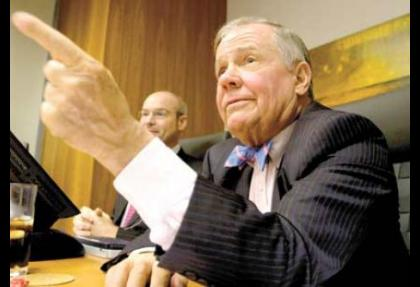 Jim Rogers:TCMB piyasayı beklesin