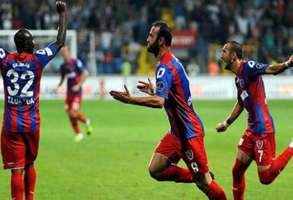 Karabükspor Elazığspor maçı hazırlıklarına başladı