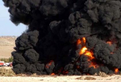 Kerkük-Ceyhan boru hattında patlama