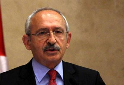 Kılıçdaroğlu'ndan Ergenekon kararları yorumu