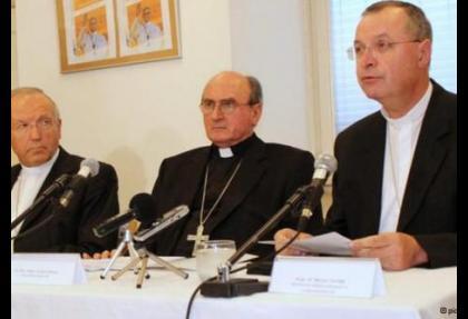 Kilise'de 'mali kriz' operasyonu