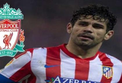 Liverpool'da Diego Costa sesleri