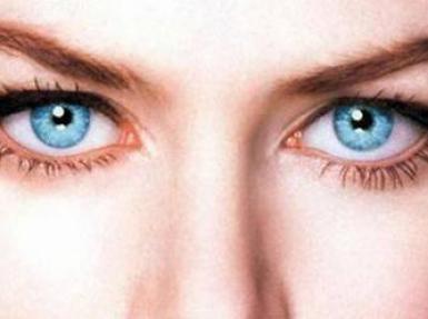 Mavi gözlüler dikkat
