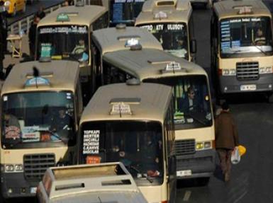 Minibüsler 'ayakta yolcu' alamayacak