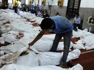 Mısır ve Suriye için sizden gelen dualar