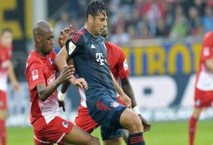 Münih'e son dakika şoku, 1-1