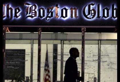 NYT Boston Globe'u sattı