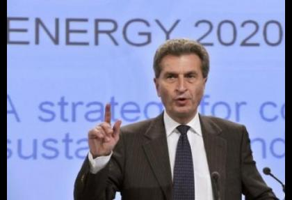 Oettinger: Yunanistan'da borç indirimi göz ardı edilemez