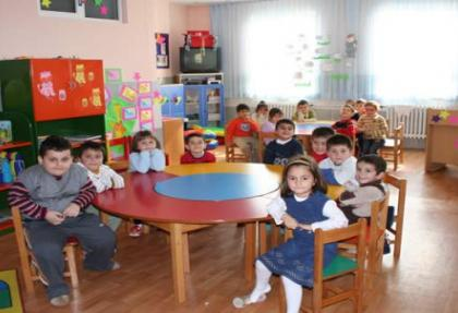 Okul öncesi eğitime 'Avrupa' modeli