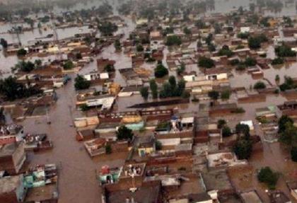 Pakistan'da sel felaketi 'en az 53 ölü'