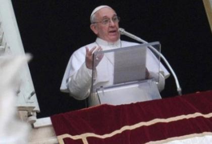 Papa: Müslümanlar Hristiyanlarla çalışabilir