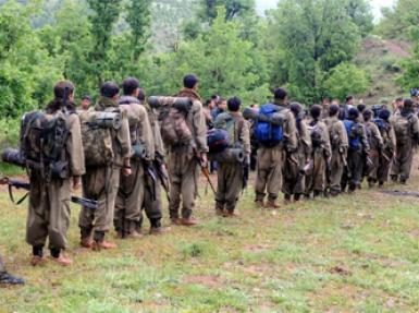 PKK'dan dehşete düşüren talimat: Süreç bittiğinde başlatacağız