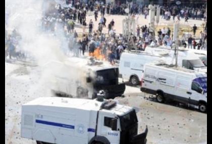 Polise 400 bin biber gazı, 60 TOMA alınacak