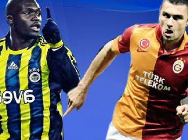 Rakamlarla Galatasaray - Fenerbahçe maç tarihi