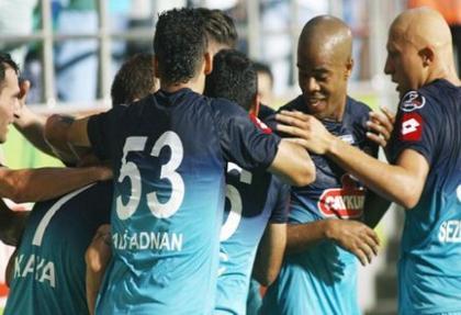 Rizespor'da Trabzonspor maçı hazırlıkları